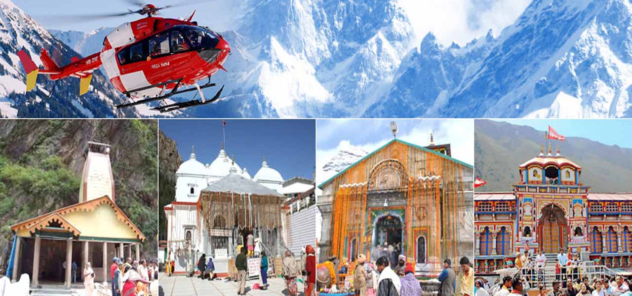 Char Dham Yatra Tour Package From Delhi