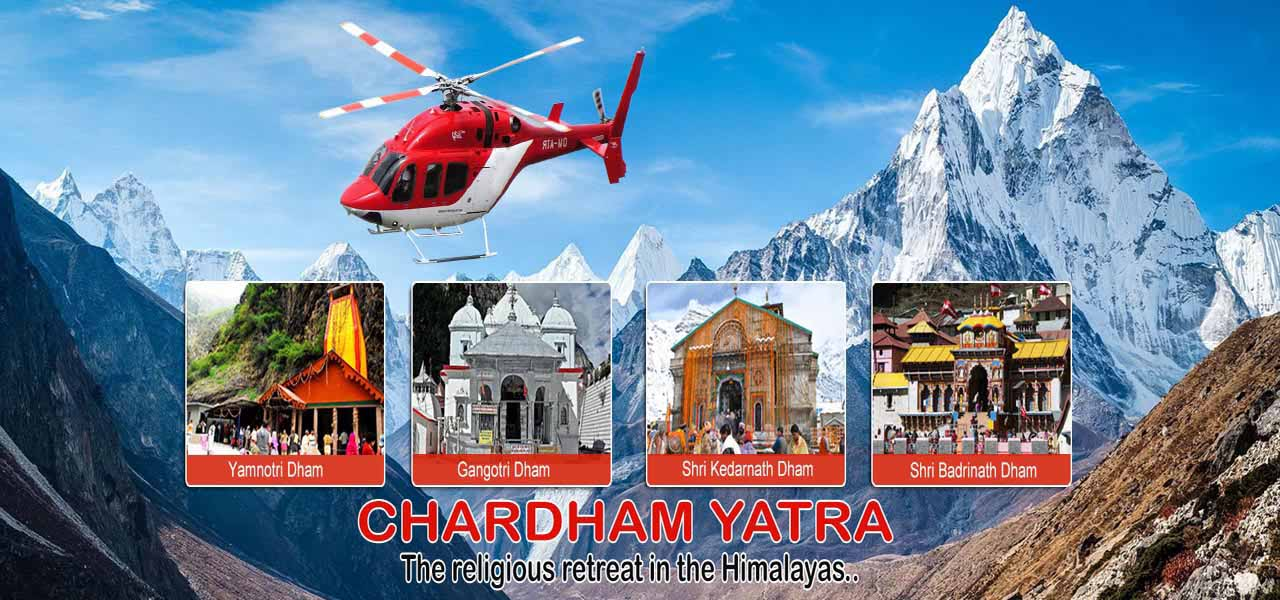 Haridwar Kedarnath Badrinath Tour Package